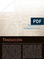 Brochure Traduccion