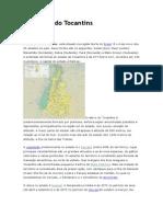 Geografia Do Tocantins