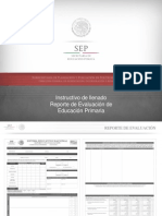 Sce Instructivo Reporte Primaria