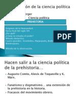 Periodizacióndelacienciapolítica.ppt