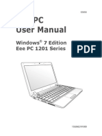 Eee PC User Manual