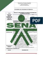 TECNICO EN MONTAJE Y MANTENIMIENTO DE REDES DE DISTRIBUCIÓN DE ENERGÍA ELÉCTRICA