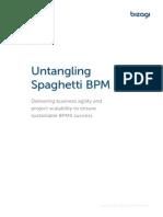 Untangling Spaghetti BPM Whitepaper