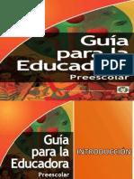 Guia de La Educadora