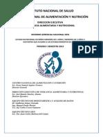 Informe Gerencial i Semestre 2013