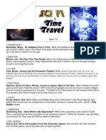 Science Fiction & Time Travel 7-9