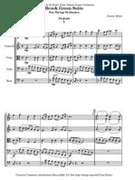 Green Suite Score