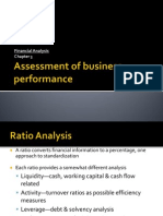 Assessment of Business Performance