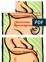 62989015 Sindromes Hemorragicas Aula 03