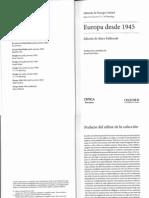 Howard, Michael y W. Roger Louis eds._Historia Oxford del Siglo XX(2da. parte, capítulo 9)