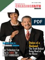 EIF Magazine - Vol. 11 Issue 1 2014