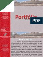 Apresentação Portfólio - CR