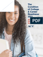 Black Students ACT Report