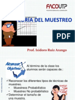 Muestreo Ruiz