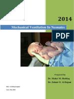 Mechanical Ventilation in Neonates
