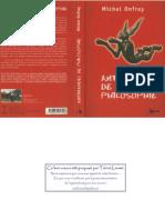 Michel Onfray - Antimanuel de Philosophie (Par TariLenwe eBook Fr Francais)
