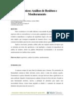 Agrotóxicos, análise e resíduos
