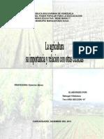 rahugel agricultura