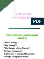 Strategic Management for B.tech