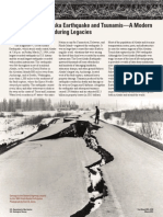 The 1964 Great Alaska Earthquake and Tsunamis—A Modern Perspective and Enduring Legacies