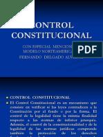 Control Constitucional