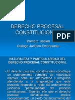 Derecho Procesal Constitucional, Justicia Constitucional 1