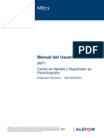 m871m Es m c Manual Es