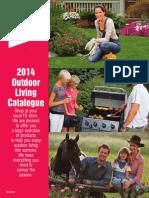 2014 Outdoor Living Catalogue