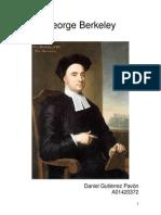 George Berkeley -  Final Essay.docx