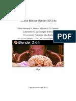 Tutorial Básico Blender 3D 2.6x