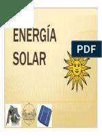 3.Clase No 2 - Energia Solar - Recurso Solar