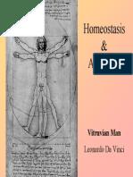 Homestasis and allostasis