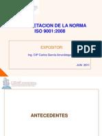1 Curso in ISO90012008 1ra Parte Sicas17