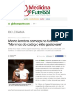 Mulheres e Futebol
