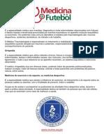 Traumatologia Ortopedia Medicina Esportiva