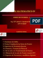 Series de Fourier - 02