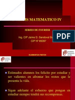 Series de Fourier - 1