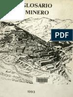 Glosario Minero