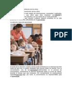 La atención y la concentración de los niños