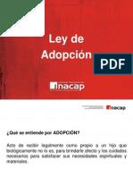 LEY DE ADOPCIÓN