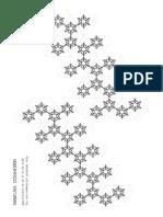 Snowflake Icosahedron