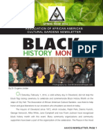 AAACG 2014 Spring Newsletter Edition