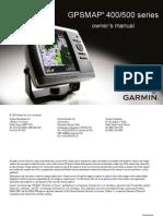 garmin 421s manual