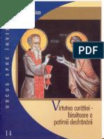 (Sfantul Ioan Casian) Virtutea Curatiei, Biruitoare a Patimii Desfranarii
