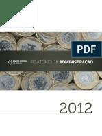 Bcb Relatorio Da Administracao 2012