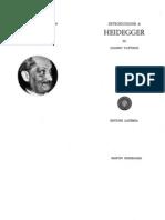 Introduzione a Heidegger (Di Gianni Vattimo)
