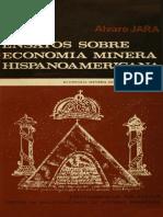 Tres ensayos sobre economía minera hispanoamericana