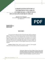 Dialnet-ContraLaDespolitizacionDeLaMemoriaEntrevistaConCar-2907422