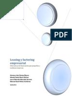 Factoring y Leasing