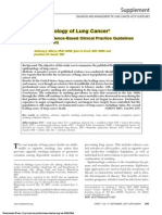 Epidemiology of Lung Cancer* ACCP Evidence-Based Clinical Practice Guidelines. 2007pdf